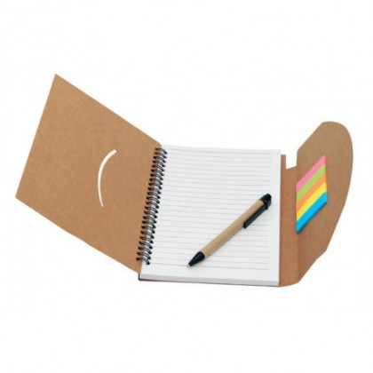 Mini Notebook With Pen for study ONLY