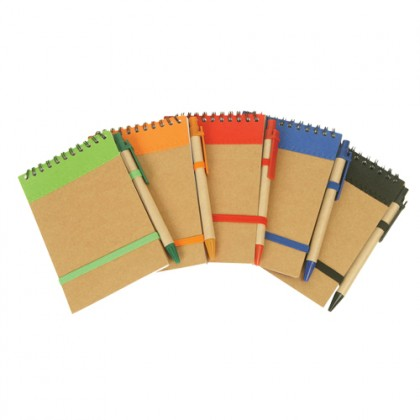 Mini Notebook With Pen for Study and Work